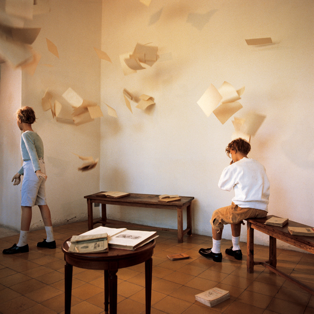 Papiers - Faucon Bernard