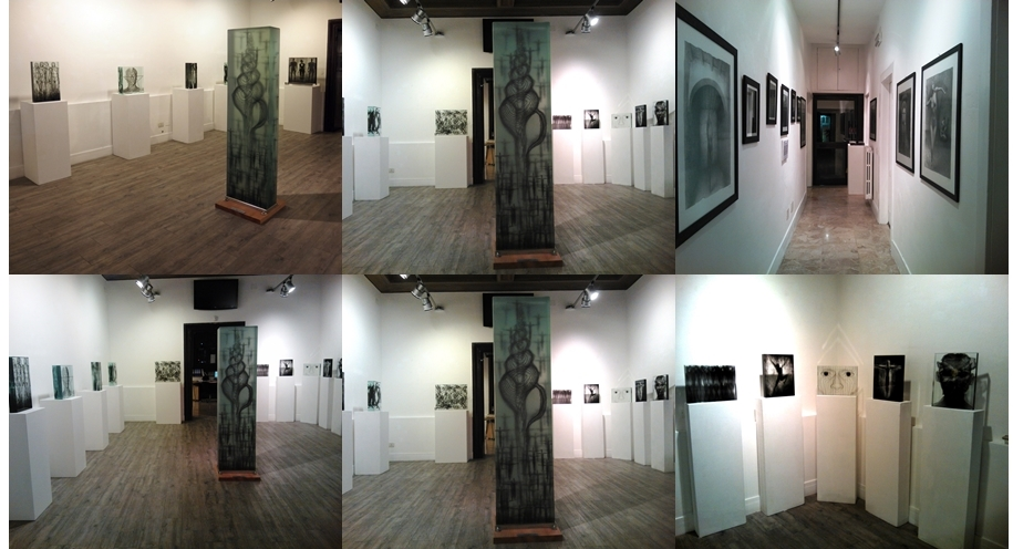 Michal Macku - The 3D Photography - SOLO SHOW IN GALLERY