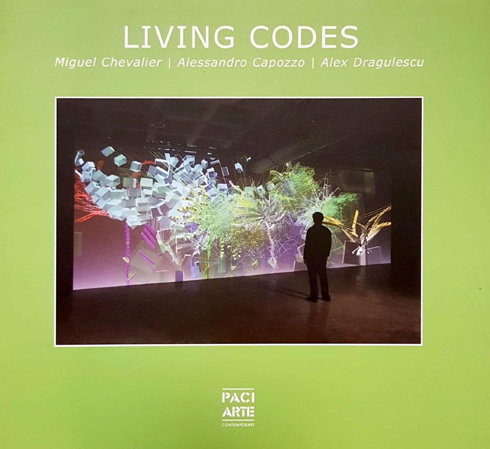 Miguel-Chevalier,-Alessandro-Capozzo,-Alex-Dragulescu-living-codes