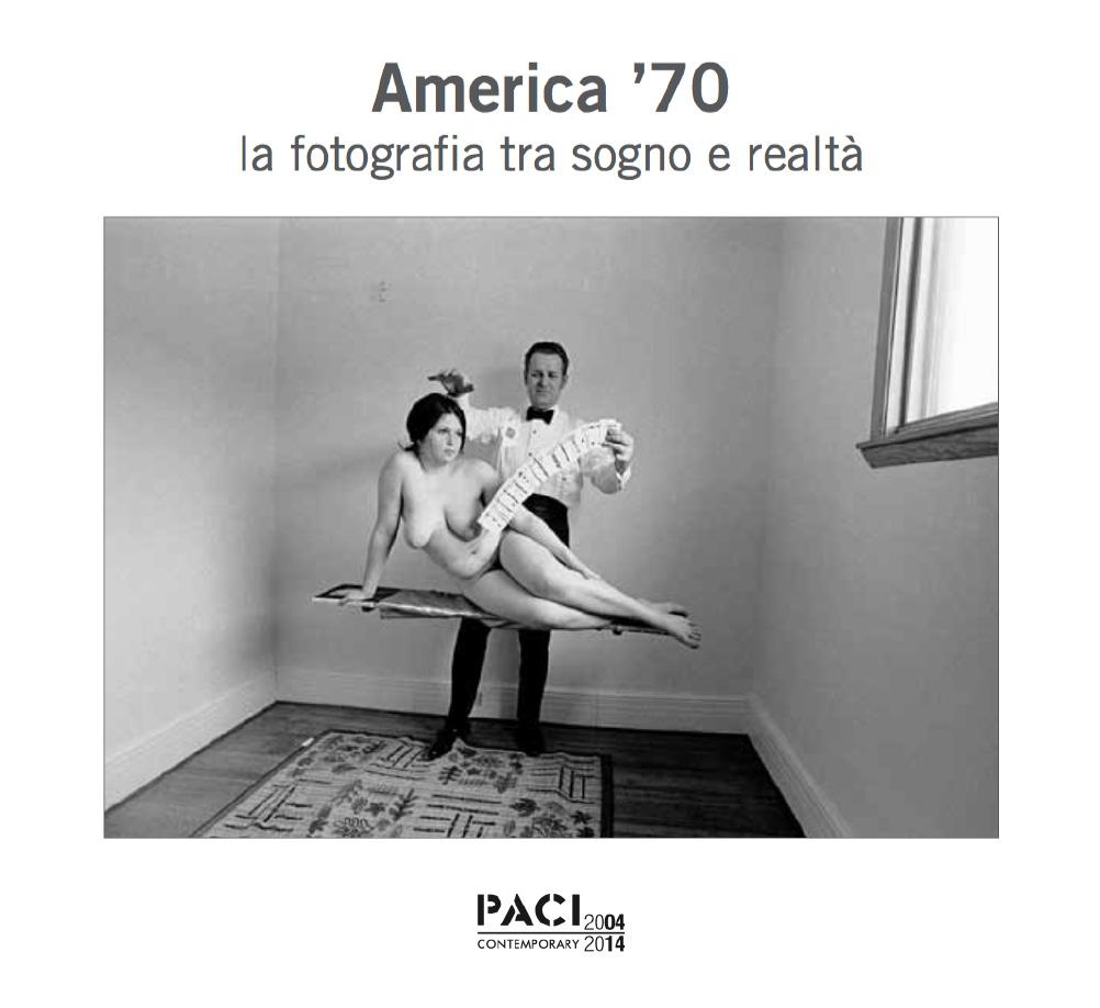 AMERICA 70. La fotografia tra sogno e realtà