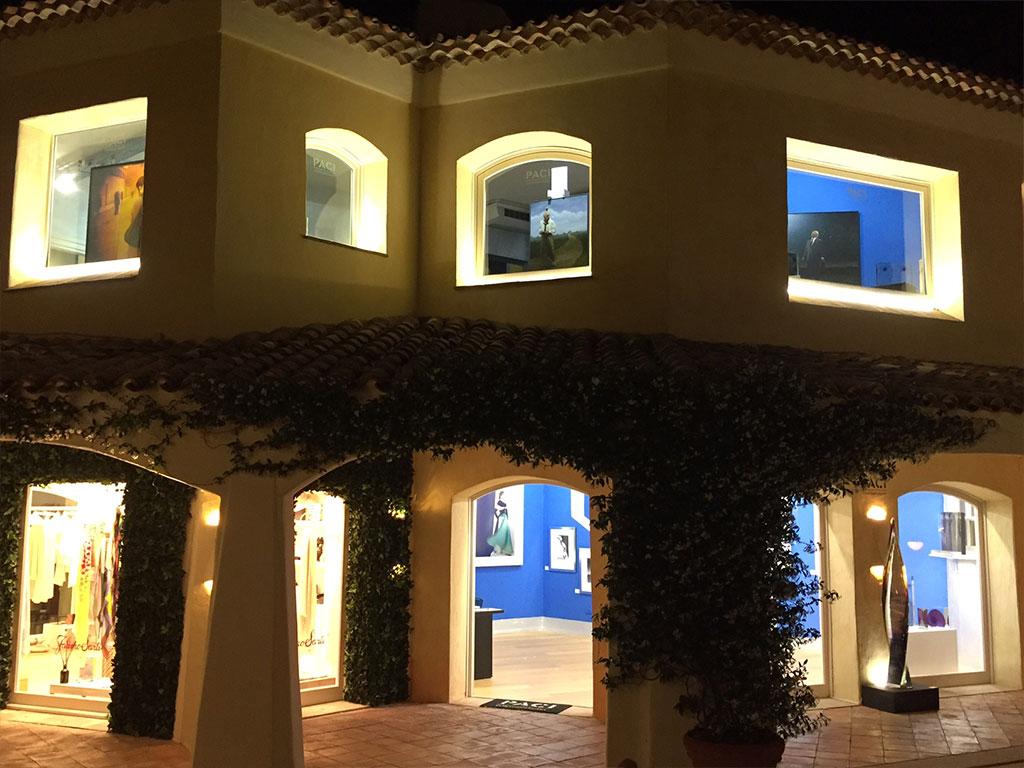 Paci contemporary sede di Porto Cero