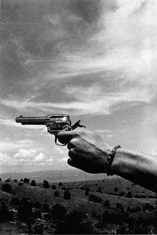 Gibson_Pistola