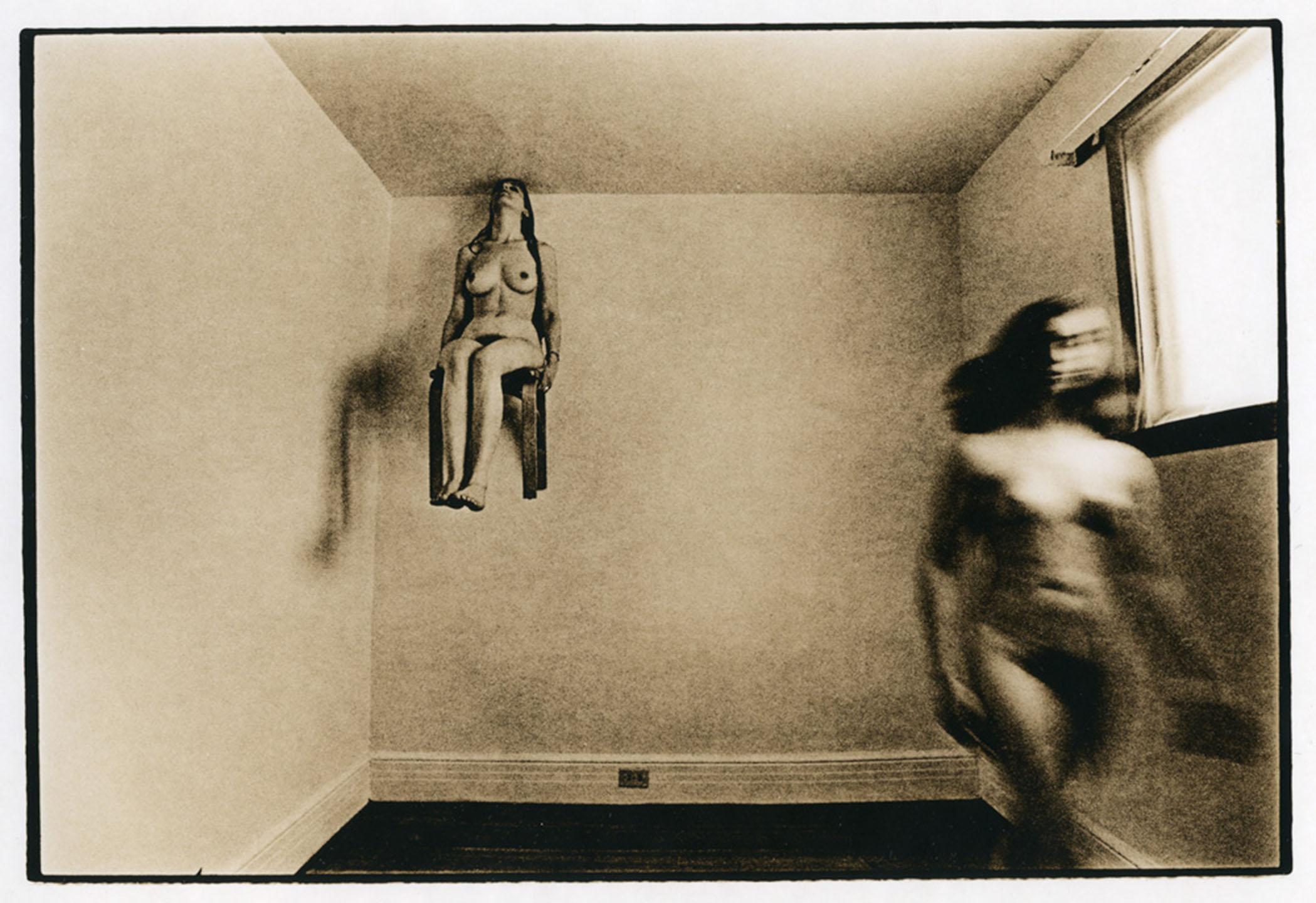 Levitating.Nude