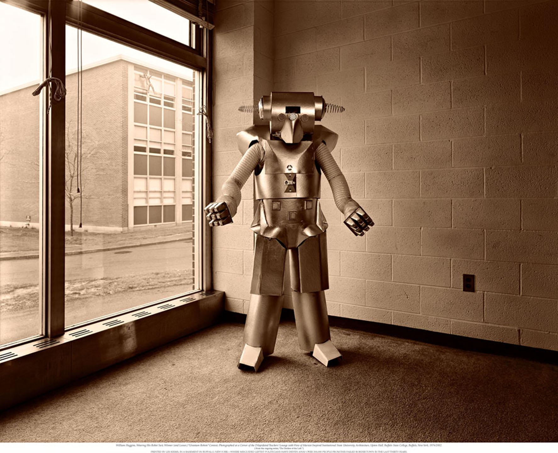 Winner & Looser, Uranium Robot