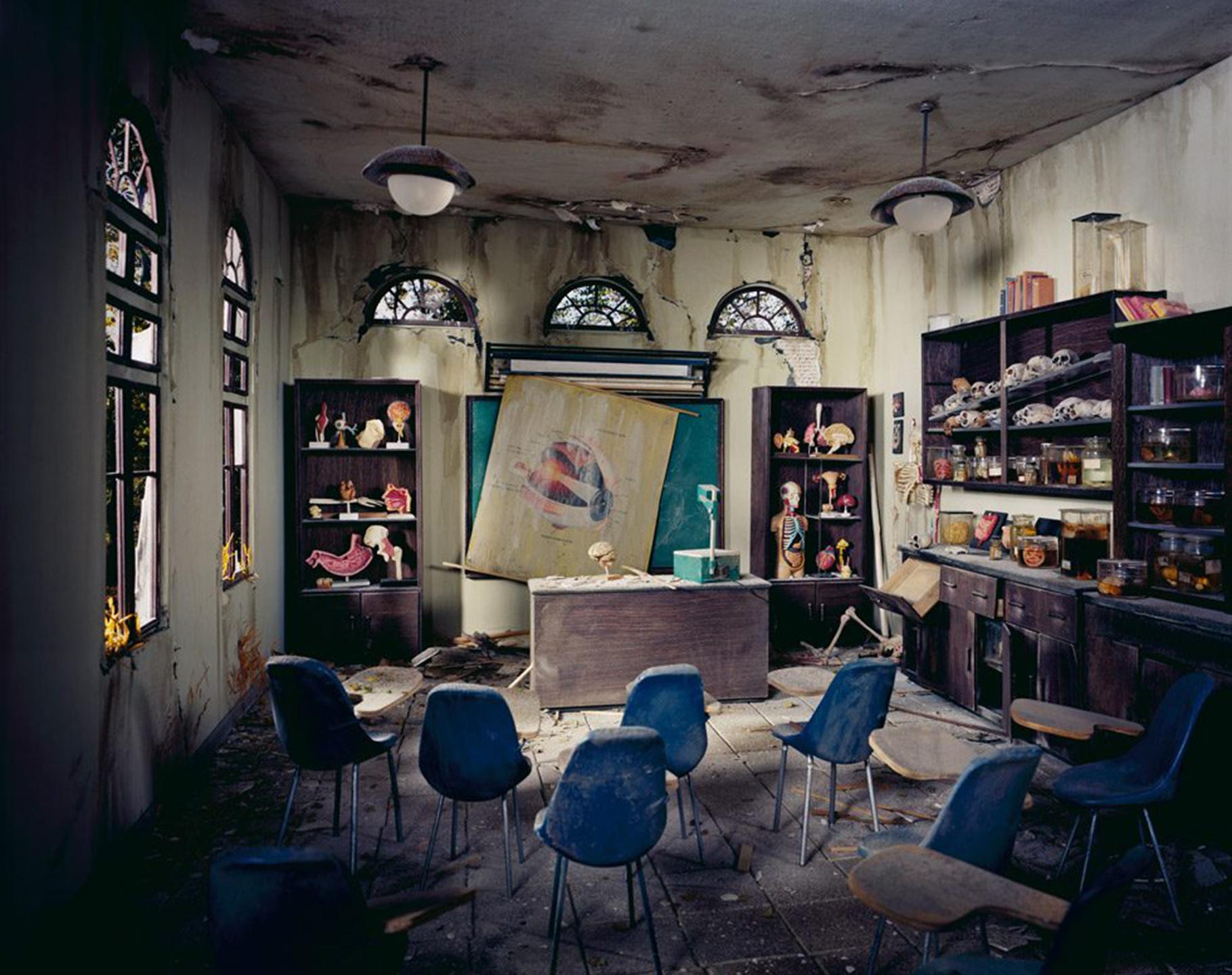 Anatomy Classroom