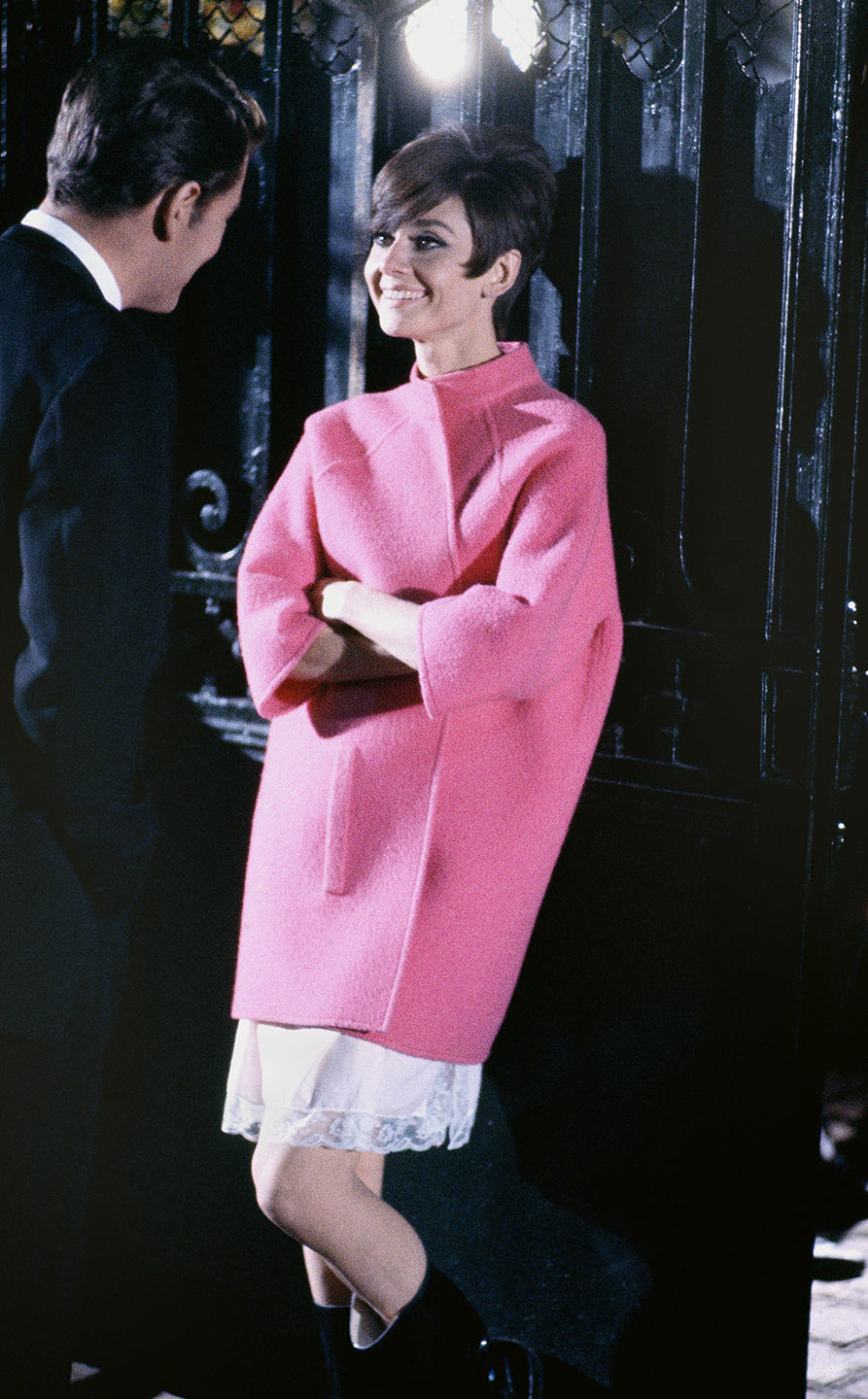 Audrey Hepburn and O'Toole