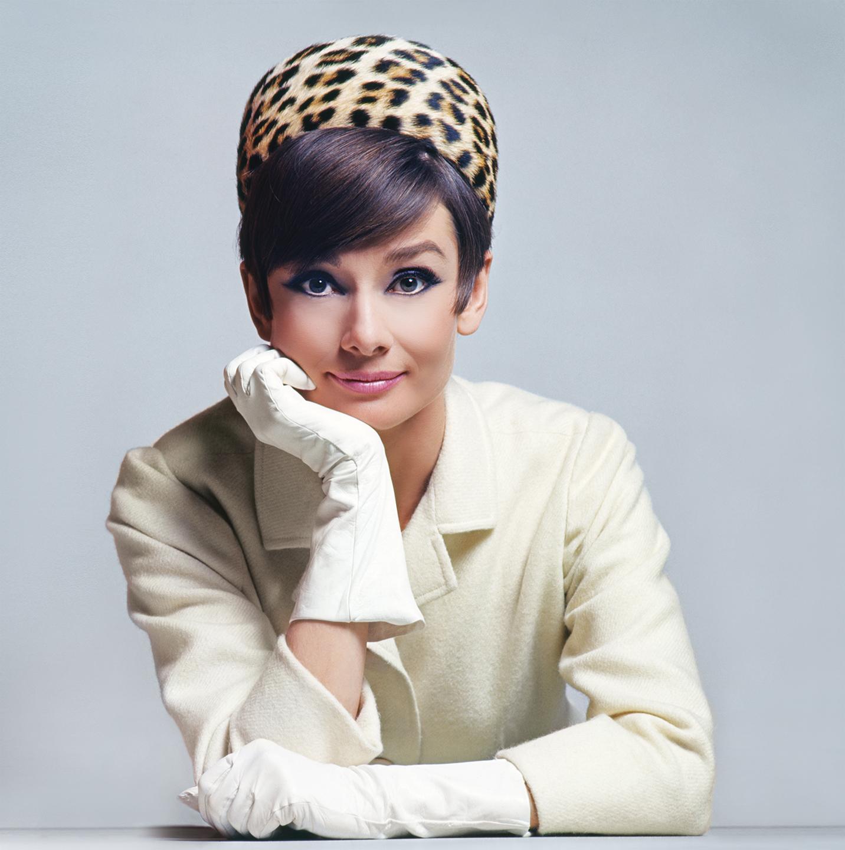 Audrey Hepburn_Leopard