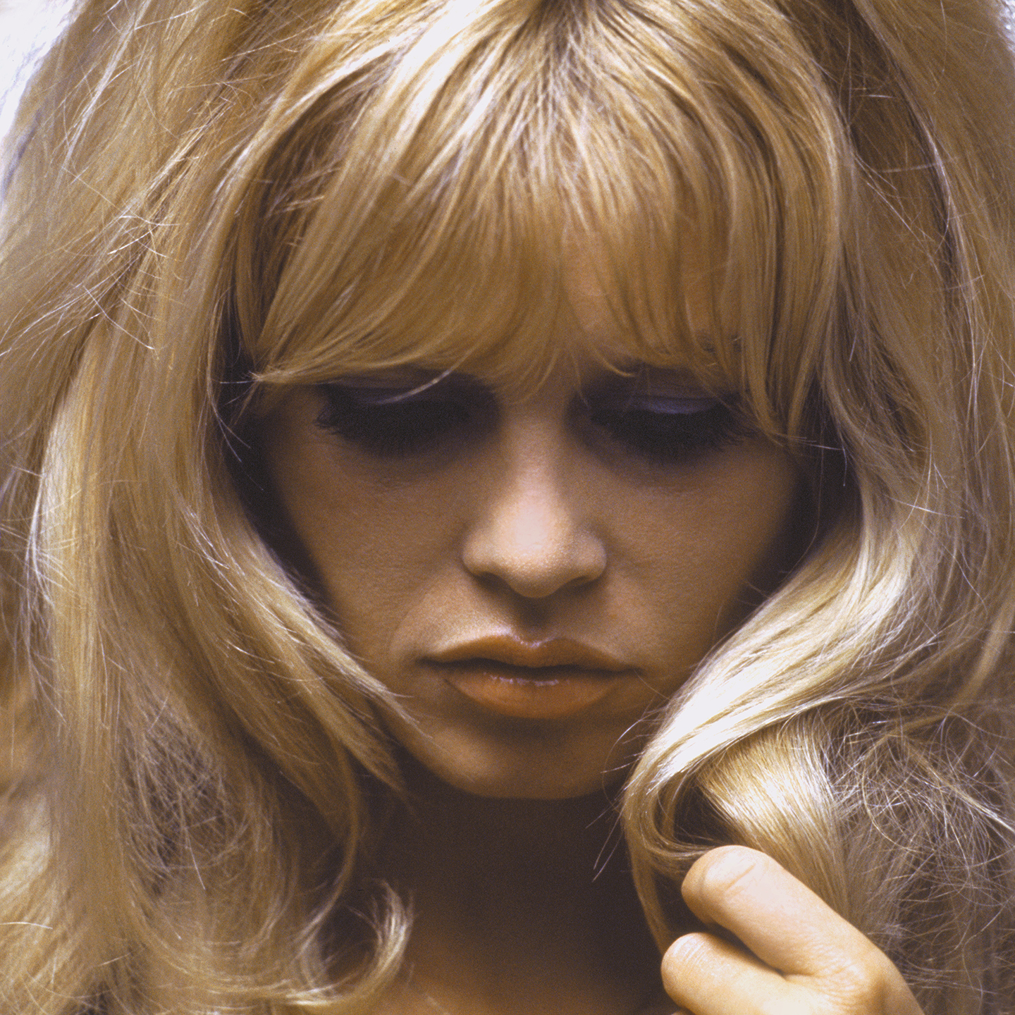Brigitte Bardot Close up