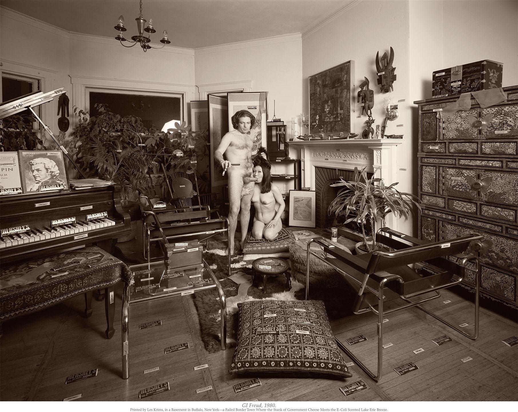 GI Freud, 1980