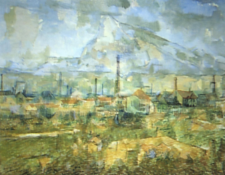 #5 Van Gogh-Cezanne