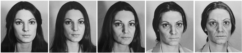 5 Self Portraits