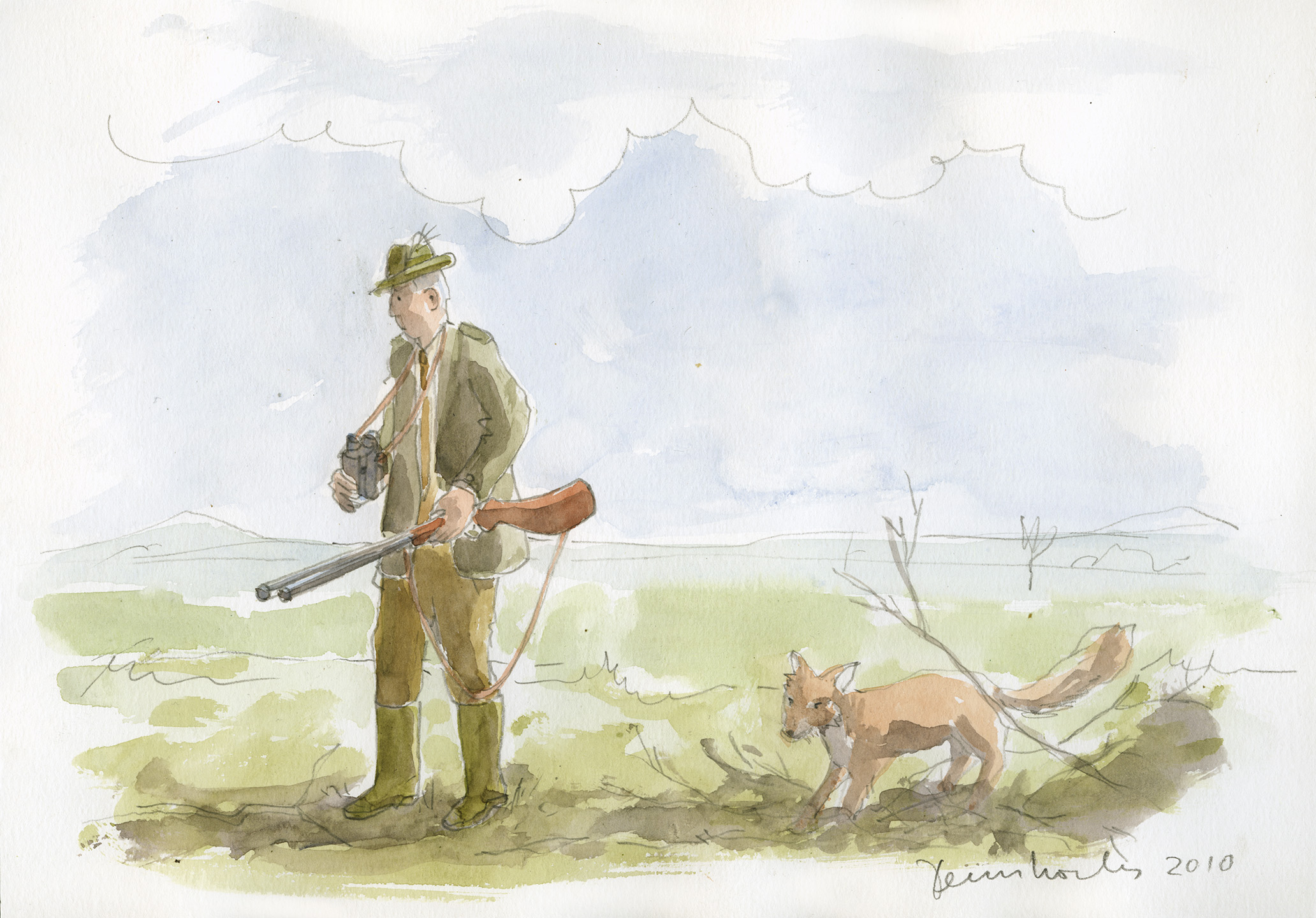 Hunter & Fox
