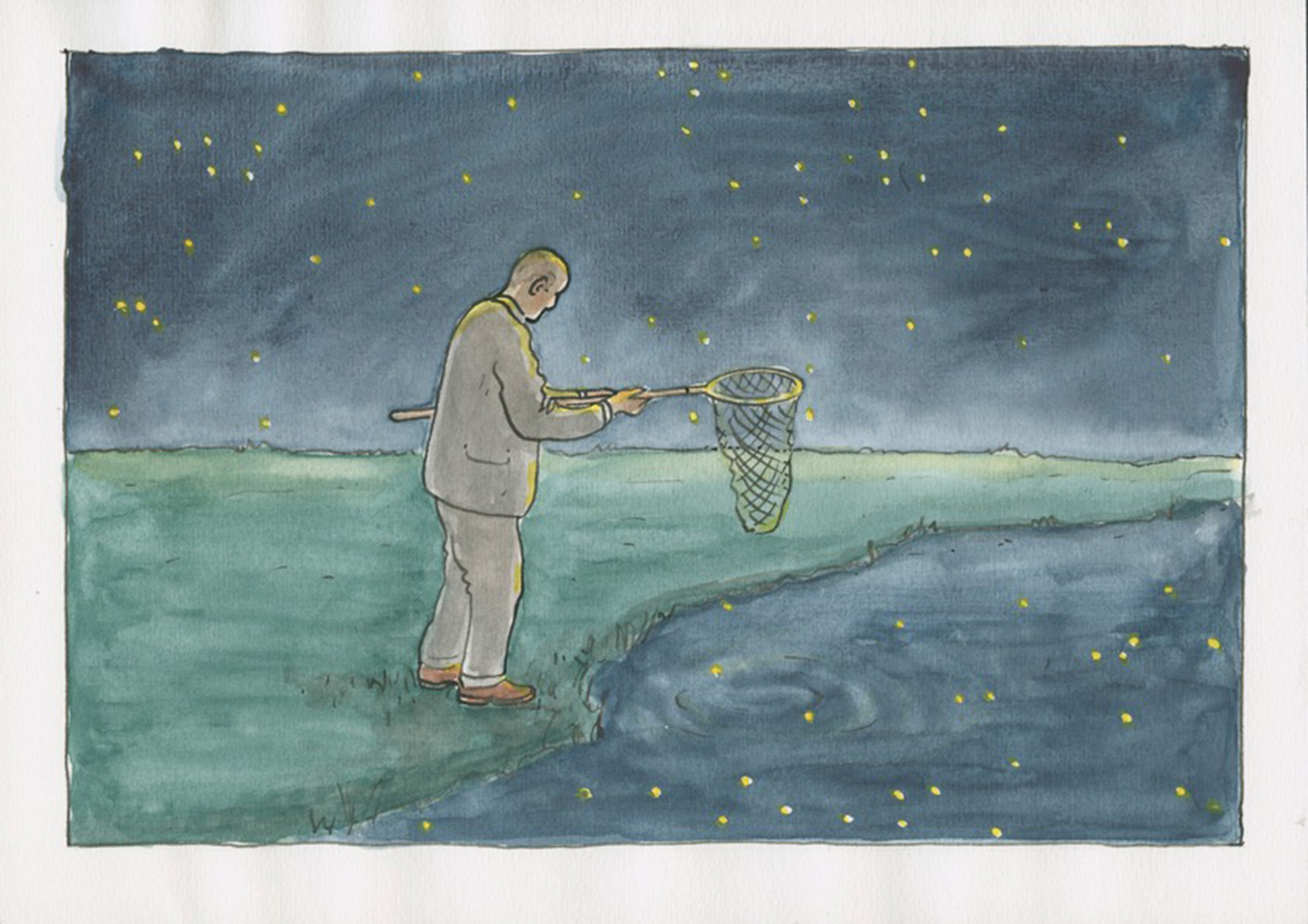 Star Fisherman